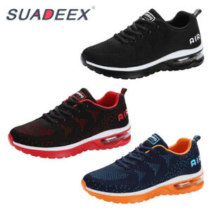 SUADEEX-Mens-Sneakers-Athletic-Shoes-Comfortable-Lace-Up-Air-Running-Sport-Shoes