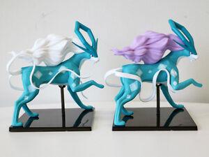 Banpresto Pokemon Pokken Tournament PVC Figure SD Suicune Set of Two @BP36406