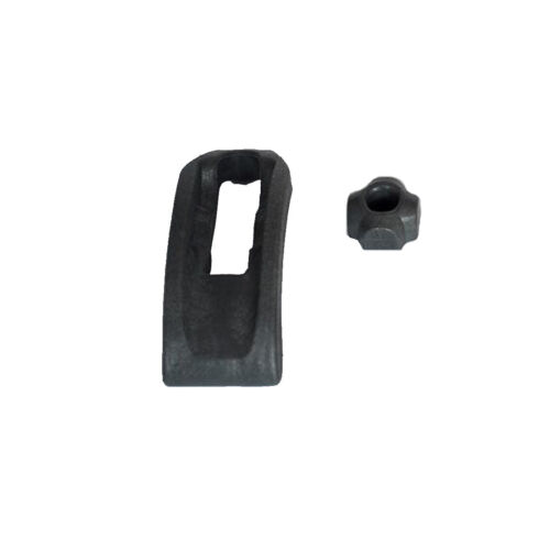 5pcs bow plate CNC milling engraving machine parts pressure plate clamp fixture