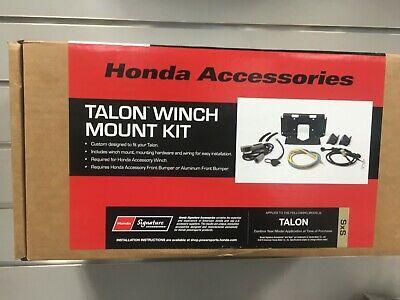 Honda ATV//Utility TRX 500//450 14-17 Winch Mount Kit P//N 08L74-Hr3-A20