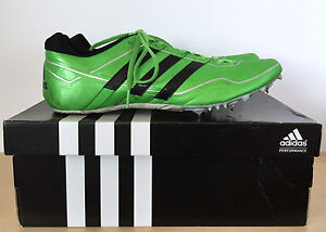 ADIDAS Sprint Star 2 M Neon Green Mens Track and Field Athletic ... 02c5fb446