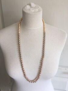 collier perle valeur