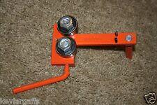 Chainsaw Bar Rail Closer Repair tool for your bar