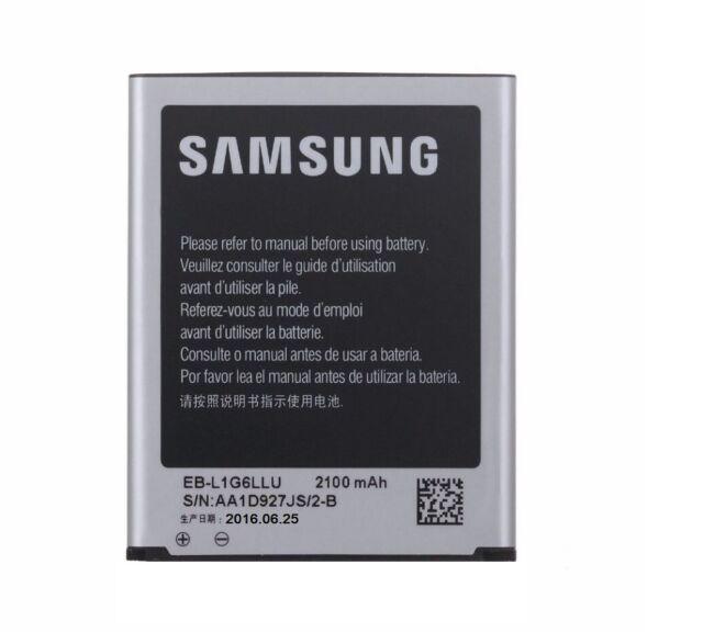 Samsung Galaxy S3/S3 Neo EB-L1G6LLU Akku Ersatzakku 2100mA (2017)