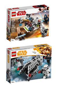 LEGO-Star-Wars-75206-75207-inkl0-00-Versand-Neu-amp-Ovp