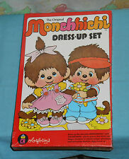 vintage MONCHHICHI COLORFORMS MISB sealed monchichi