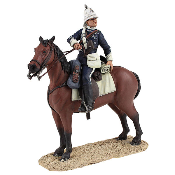 BRITAINS BRITAINS BRITAINS SOLDIERS 20170 - Natal Carbineer Officer Mounted 01a256