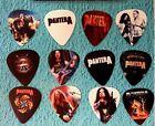 PANTERA - Guitar Picks - Set of 12