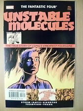 Comic- THE FANTASTIC FOUR Unstable Molecules, Vol.1, No.3, 3 May 2003 (Exc*)