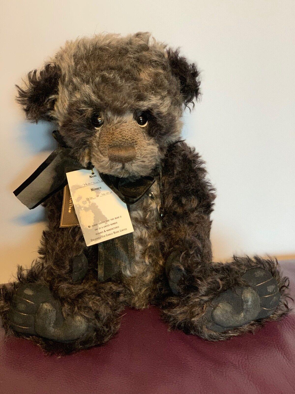 Charlie Bears Hercule 16  numero 46 del 400