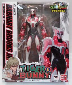 Bandai-S-H-Figuarts-Barnaby-Brooks-Jr-Tiger-amp-Bunny-6-034-Action-Figure