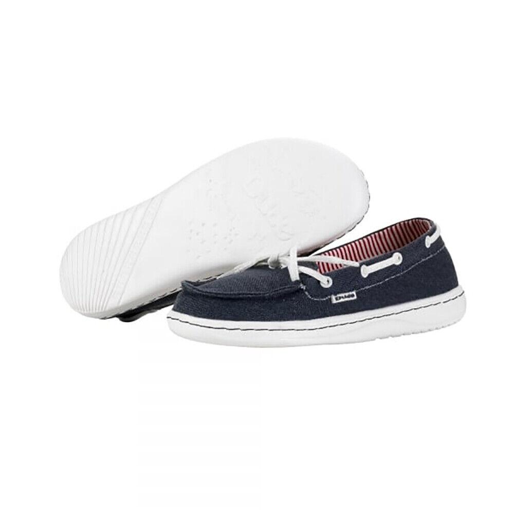 Hey Dude NEW Women's Moka shoes - Navy BNWT