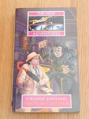 1 of 1 - Dr Who, Strange England by Simon Messingham (Paperback, 1994)