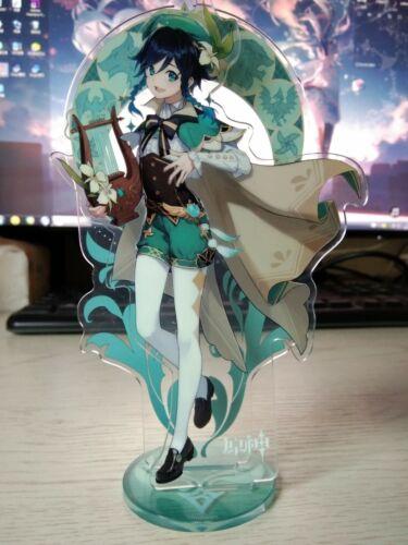 Genshin Impact Venti Acrylic Stand Figure