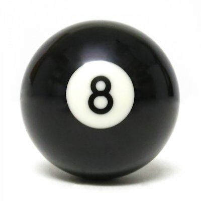2 Ball Shift Knob Billiard Ball Threaded Gear Shifter Exact Custom Fit