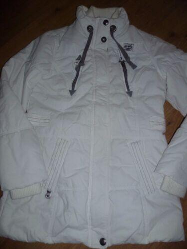 giacca Soccx M Parka Top donna bella invernale White Anorak gr a da Cream 38 vento Giacca 4qax7I