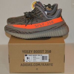 ce5fa1ff1c2f0 Adidas Yeezy Boost 350 Beluga size 9.5 NEW DS 100% authentic BB1826 ...