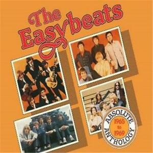 EASYBEATS-ABSOLUTE-ANTHOLOGY-1965-1969-REMASTERED-4-CD-NEW