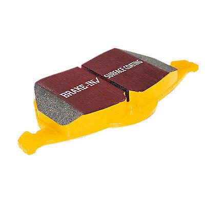 EBC Yellowstuff Uprated Rear Brakes Pads -  DP41220/2R