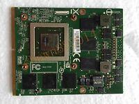 Alienware Dell M17x M18x 1.5GB NVIDIA GTX 560M Video Card YT99J N12E-GS-A1
