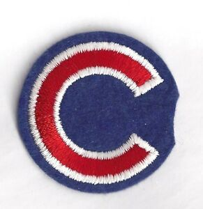 1970-039-s-Chicago-Cubs-patch-hat-cap-old-logo