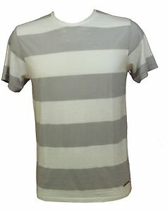 Cat TgM Corta A Media Maglia Uomo T Shirt Manica Righe Balou 4A5LjR