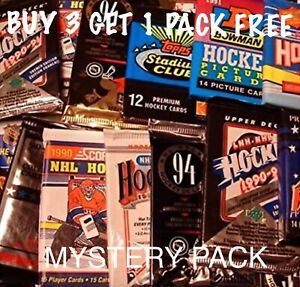 MYSTERY PACK OF 10 CARDS | ONE GUARANTEED HIT PER PACK | TIMS MVP YOUNG GUNS!!