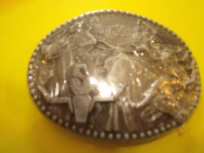Retro Vintage Classic Men/'s Belt Buckle Metal Alloy Western Cowboy New Design BS