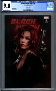 Web-of-Black-Widow-1-Shannon-Maer-Variant-Comic-Mint-1st-Print-CGC-9-8