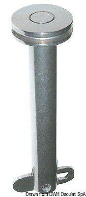 Spinotto inox 60 mm Ø 8 mm A