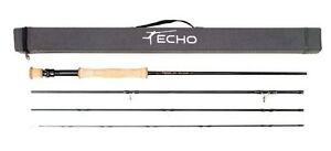 Echo-EPR-1090-4-Fly-Rod-9-039-10wt-4pc-NEW-Free-Fly-Line