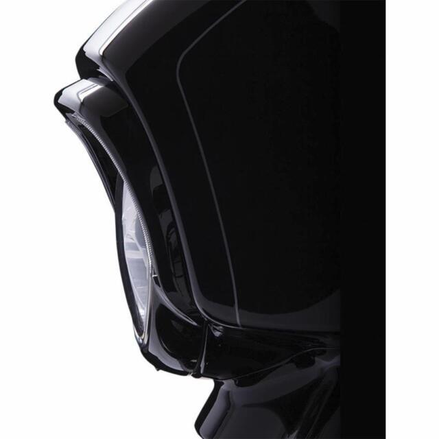 CIRO BEZEL HEADLIGHT BLACK 45201