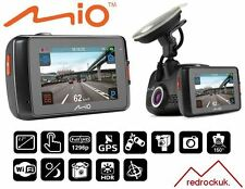 """Mio MiVue 658 Touch WiFi Extreme 1296p HD 2.7"""" TouchScreen GPS Accident Recorder"""