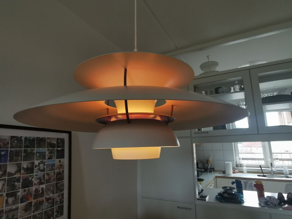 PH5 Classic Mathvid Loftlampe