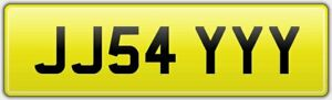 JJ-RARE-BARGAIN-CAR-REG-NUMBER-PLATE-JJ54-YYY-NO-HIDDEN-FEES-JASON-JASE-JAY