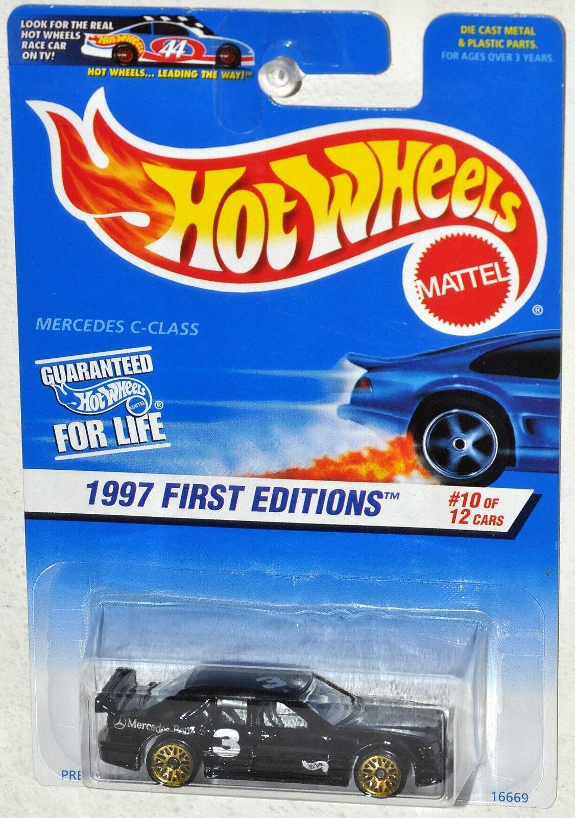 1997 Hotwheels 1st Editions Mercedes C Class Premire Collector Hot Wheels Volkswagen Baja Bug White Tropicool Series Diecast Model 516 Ebay