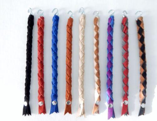 air horn pull cord peterbilt /& kenworth trucks,geniune leather,10 INCHES LONG
