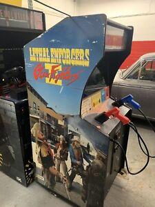 Konami-Lethal-Enforcers-II-Gun-Game-Video-Arcade-Machine