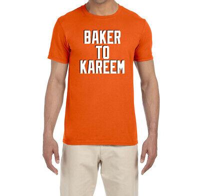 super popular c1b1d ed3fd Cleveland Browns Baker Mayfield To Kareem Hunt T-Shirt   eBay