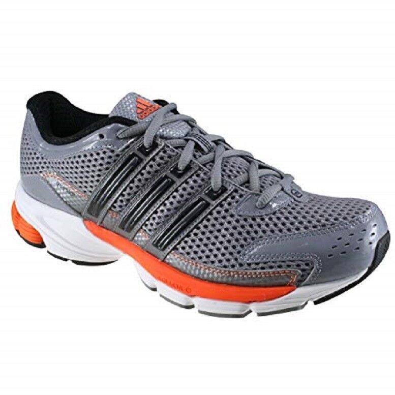 New Mens Adidas Questar Cushion 11 greroc/black1/hypora Sneakers Size 11 Cushion M 5c0af6