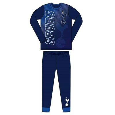 Boys Kids Children Teenage Tottenham Hotspur Pyjamas PJ/'s Set Sleepwear 2-12Y
