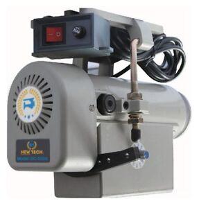 sewing machine electric servo motor adjustable speed 110 volt 550