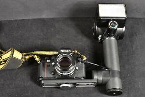 MACCHINA fotografica Testato! Nikon SB-11 Lampeggiatore Flash Gun with SU-2 & SC-11