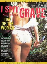I Spit on Your Grave aka Day Of The Woman (DVD: W/S Millenium) Richard Pace