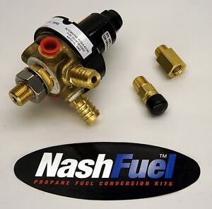 Compressed Natural Gas High Pressure Regulator