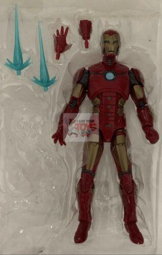 """Iron Man Marvel légendes sans boîte Gamer verset 2020 6/"""" pouces figure dans la main"""