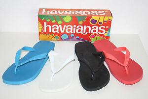 ORIGINAL-HAVAIANAS-TOP-Chanclas-de-dedo-turquesa-blanco-Coral-O-NEGRAS-NUEVA