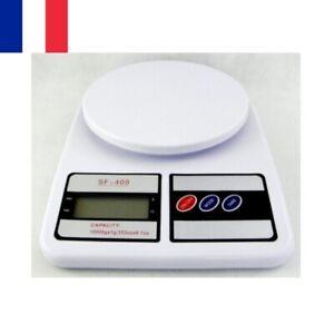 Balance électronique Digitale Numérique 10KG Max Précision 1G Cuisine Colis