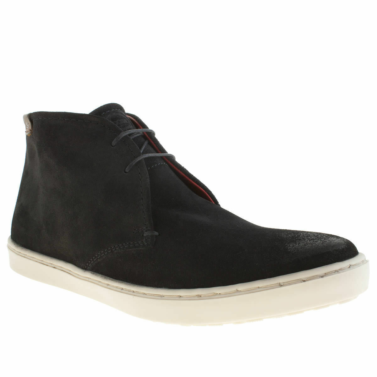 BASE LONDON NATIONAL SUEDE MID  Herren NAVY SUEDE NATIONAL CASUAL LACE UPS Stiefel SIZE 12 274bc3