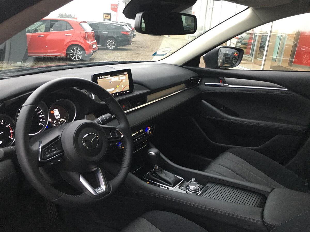 Mazda 6 2,5 Sky-G 194 Premium stc. aut. - billede 11